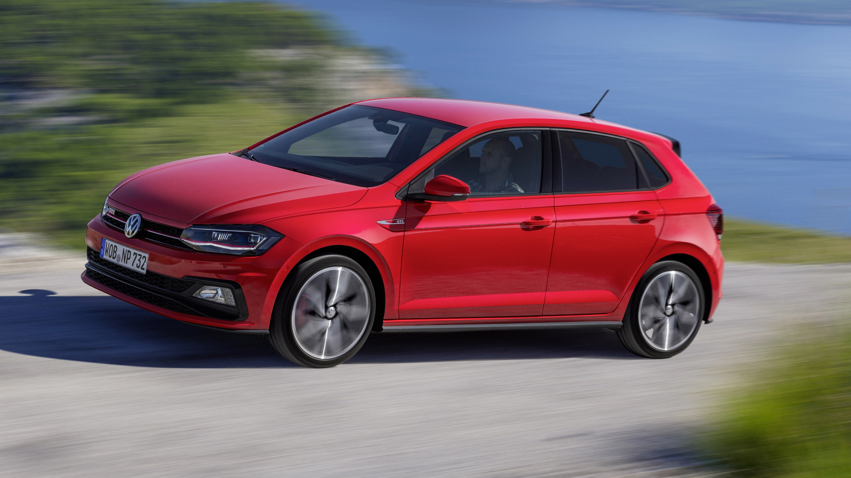 news local spec vw polo gti detailed 147kw hatch from. Black Bedroom Furniture Sets. Home Design Ideas