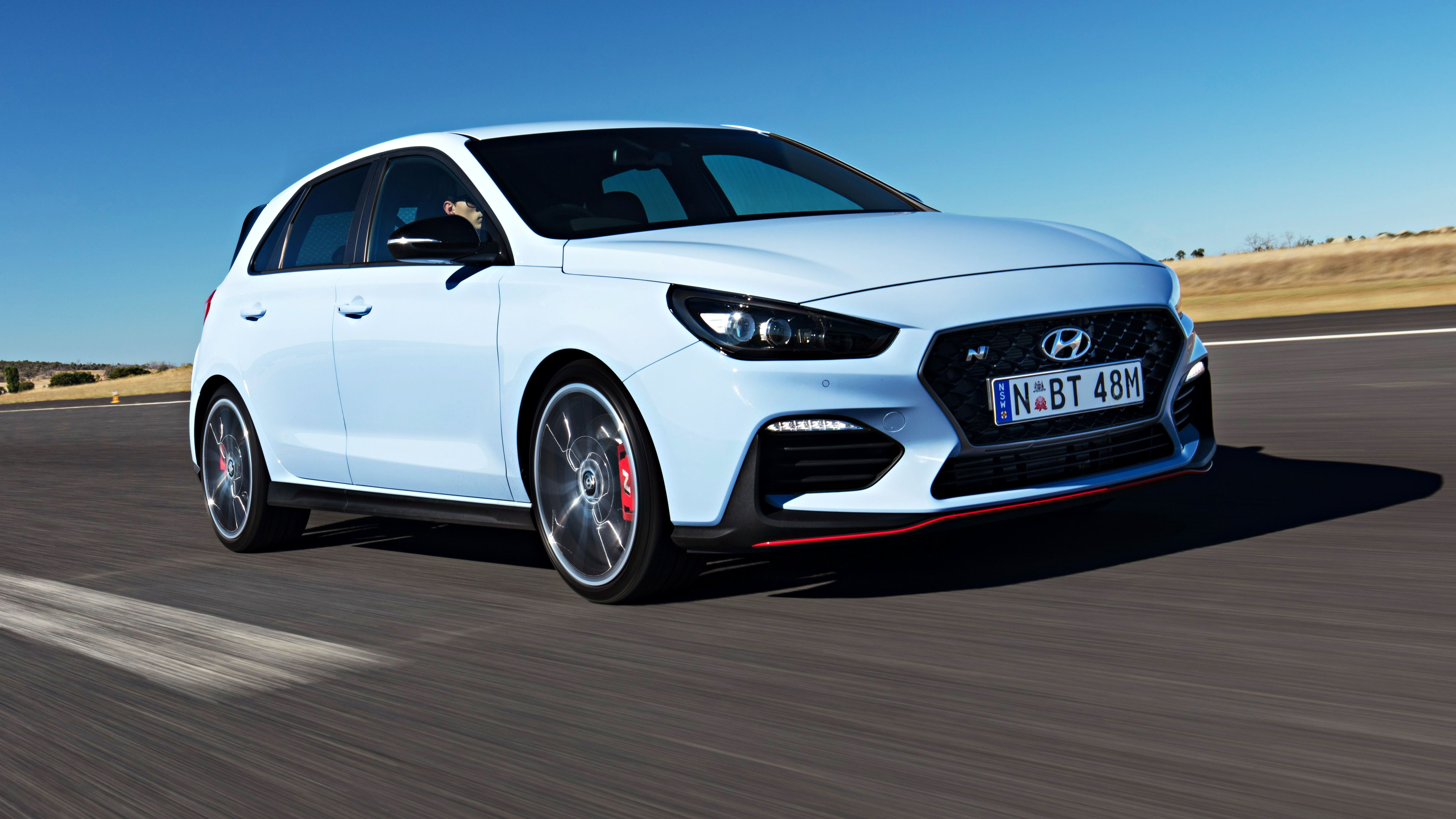 news hyundai i30 n track circuit use covered by warranty. Black Bedroom Furniture Sets. Home Design Ideas