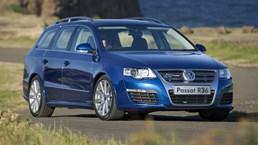 VW Arteon Getting Shooting Brake Body, 300kW VR6