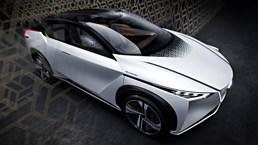 2017 Nissan IMx Concept – Tokyo Motor Show