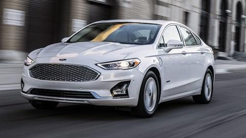 Ford Reveals 2019 Fusion Sedan, Debuts Co-Pilot 360
