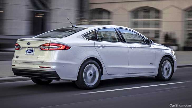 news ford reveals 2019 fusion sedan debuts co pilot 360. Black Bedroom Furniture Sets. Home Design Ideas