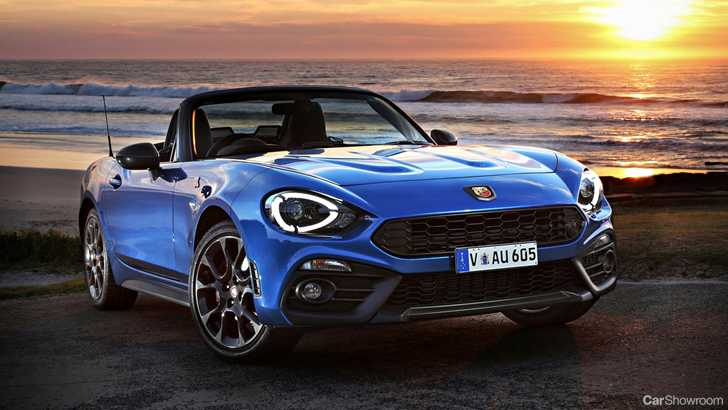 review - 2018 fiat abarth 124 spider - review
