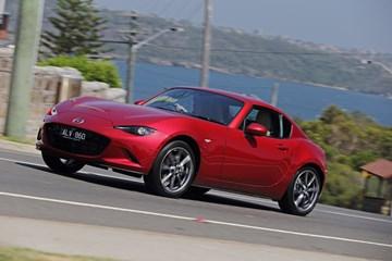 2018 Mazda MX-5 RF - Review