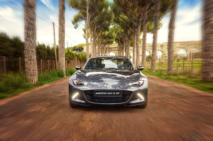 2018 Mazda MX-5 RF - Review