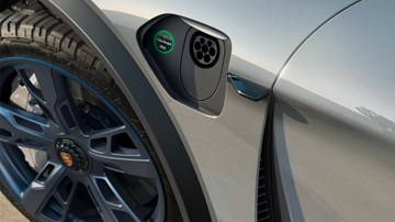 Porsche: Mission E Fast Charger Access Will Be Premium Service