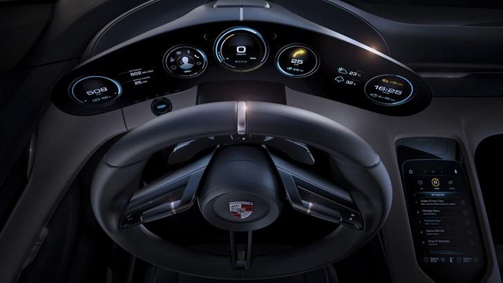 Porsche: Mission E Fast Charger Access Will Be Premium Service
