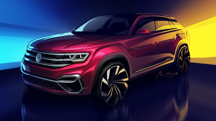Volkswagen To Show Off Mid-Size Pickup Concept In NYC
