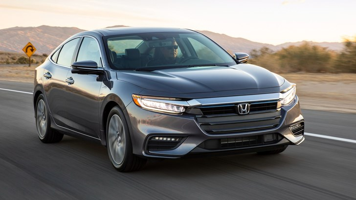 Honda Reveals 2019 Insight Hybrid As Posher Civic