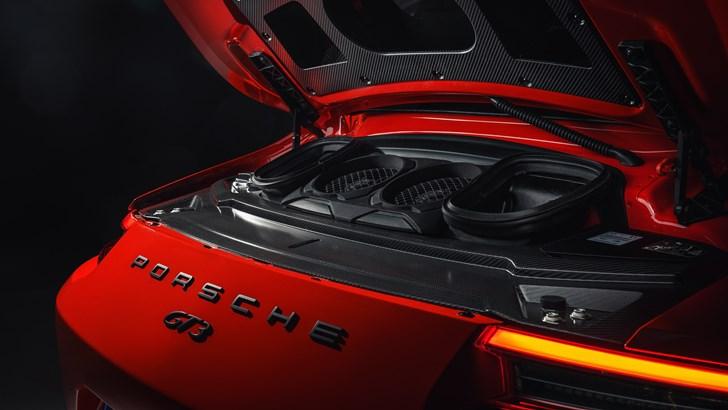 Porsche 911's Days Capped, Will Never Be Full EV