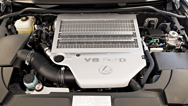 2018 Lexus LX450d
