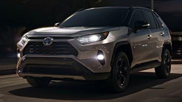 2019 Toyota RAV4 – NYIAS