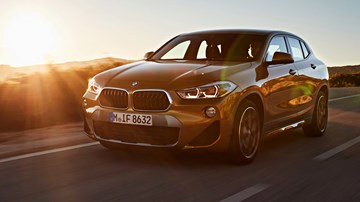 2018 BMW X2 xDrive20d