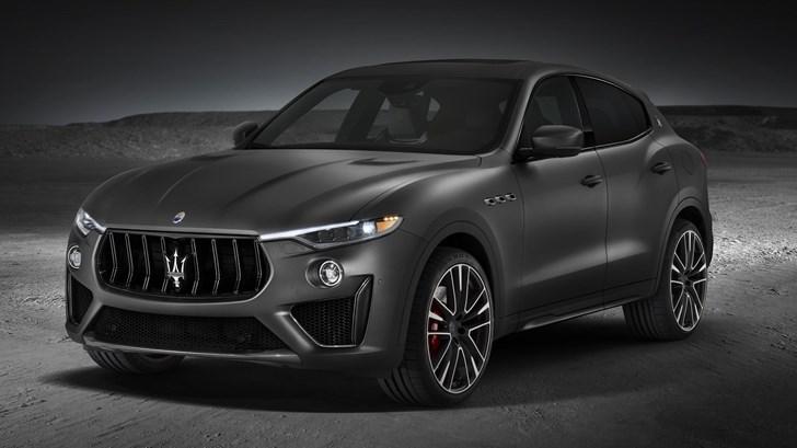 2018 Maserati Levante Trofeo - New York Motor Show