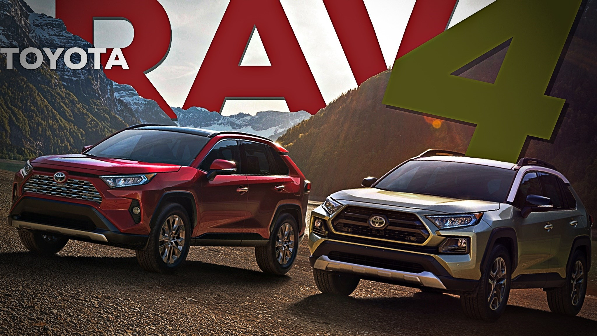 2019 Toyota RAV4 Revealed: A Proper SUV