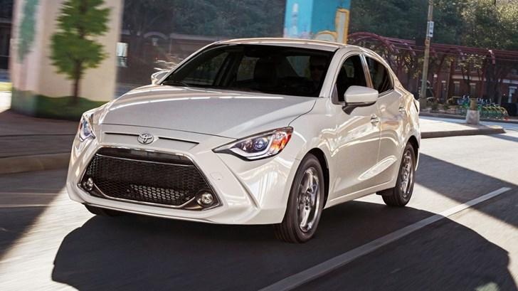 2019 Toyota Yaris Sedan - North America