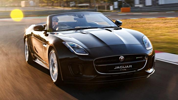 2017 Jaguar F-Type P300 R-Dynamic