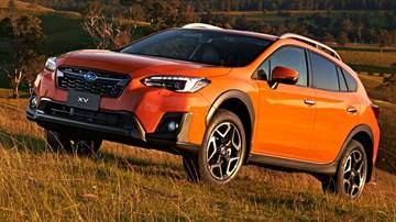 2018 Subaru XV 2.0i-P