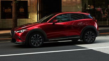2019 Mazda CX-3 - North America