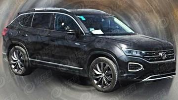 2019 Volkswagen Tayron – China