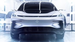 Faraday Future Begins Construction In Hanford