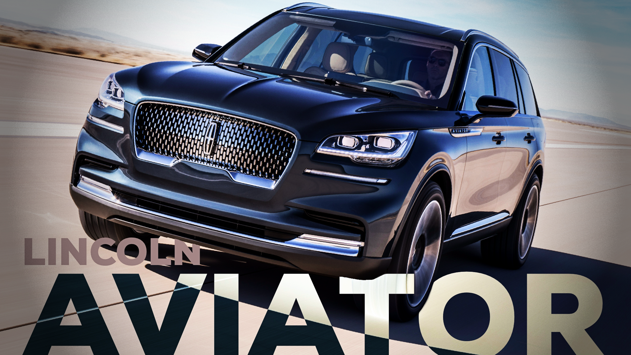 Lincoln Previews All-New Aviator In NYC, An SUV Beauty