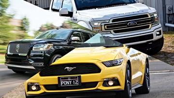 Runaway Fords: 350k Pickups, SUVs, Mustangs Rolling Away – Gallery