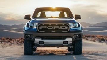 2018 Ford Ranger Raptor - International