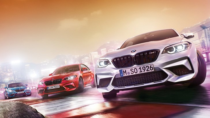 BMW M2 Competition Leaks Ahead Of Beijing Premiere