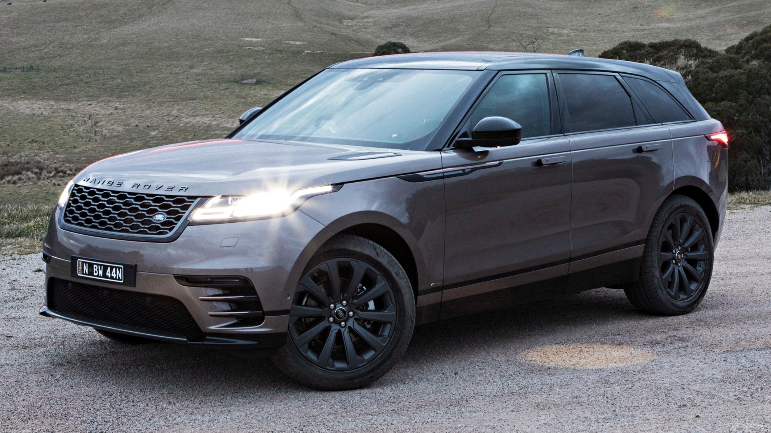 News - Range Rover Velar Updated For 2019