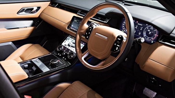 2018 Range Rover Velar SE D240 R-Dynamic