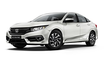 2018 Honda Civic VTi-S Luxe Limited Edition Saloon