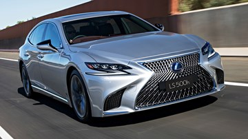 2018 Lexus LS500, LS500h Land – $190k – Gallery