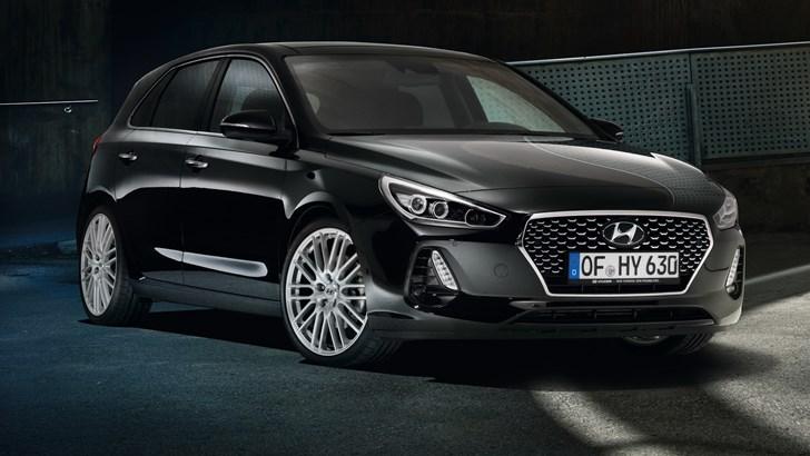 Hyundai Kick Off Sporty N-Line Pack With Warmish i30