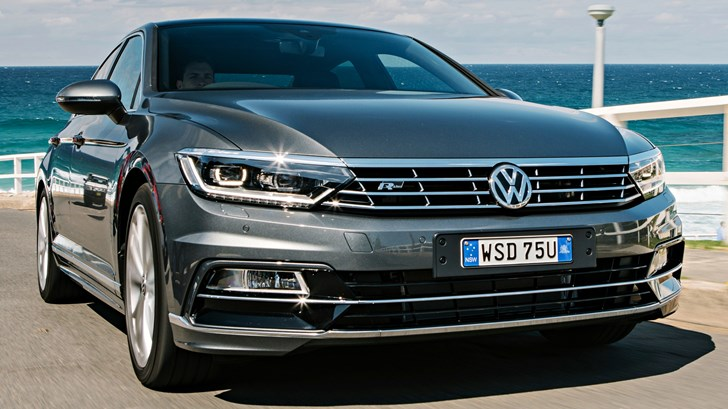 News 2019 Volkswagen Passat To Bear Arteon Influences
