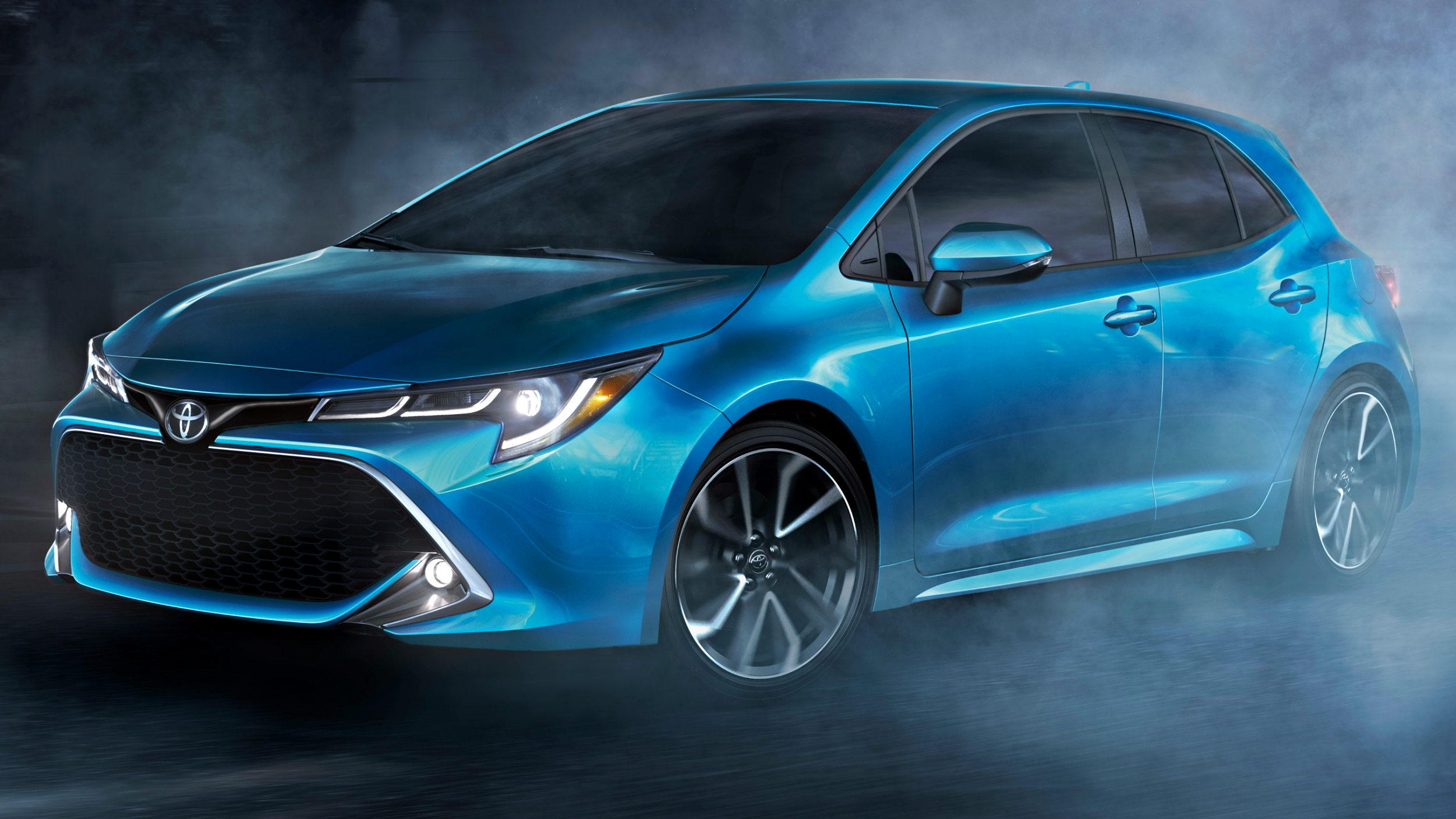 News - 2019 Toyota Corolla Will Set The Pace For Safety