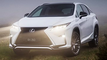 Lexus' Local Sales Hampered By Stock Shortage