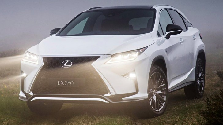 Lexus' Local Sales Hampered By Stock Shortage– Gallery