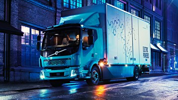 2018 Volvo FL Electric
