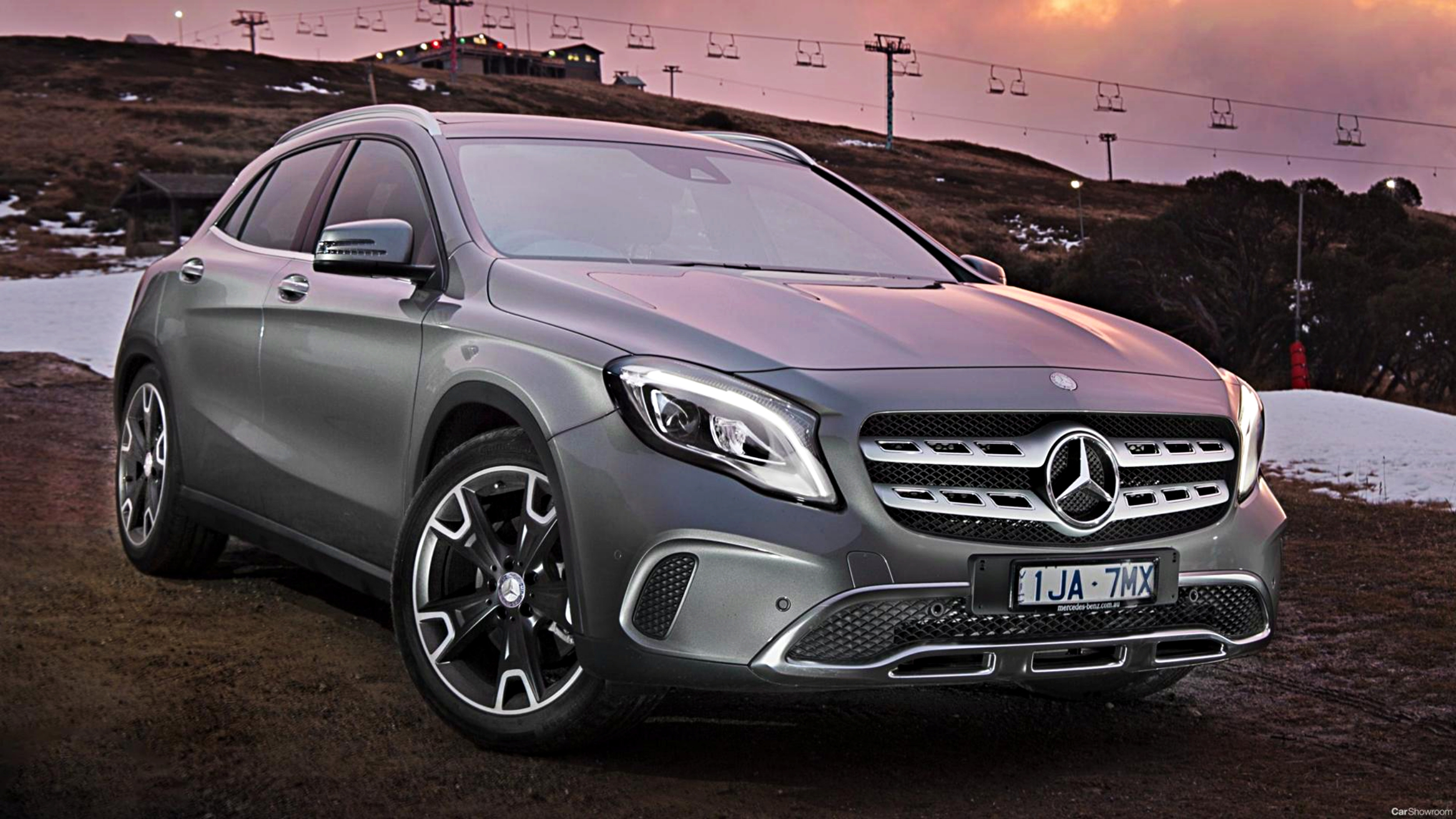 News Mercedes Benz Gla May Spawn Coupe Report