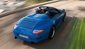 Porsche Readying 911 Speedster As A 991 Final Edition?