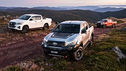 2018 Toyota Hilux Rugged, Rogue, Rugged X – Gallery