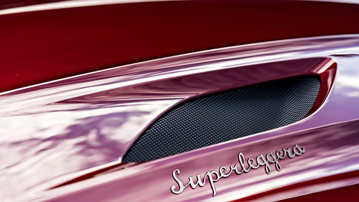 Aston Martin Teases DBS Superleggera – Gallery