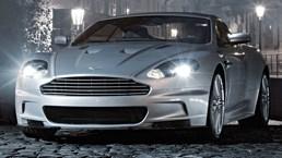 2007 Aston Martin Vantage DBS