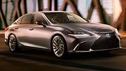 2019 Lexus ES Looks Absolutely Ace