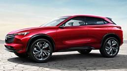 2018 Buick Enspire Concept – Beijing Auto Show