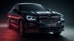 Alpina XD4 Makes A Quiet Online Debut