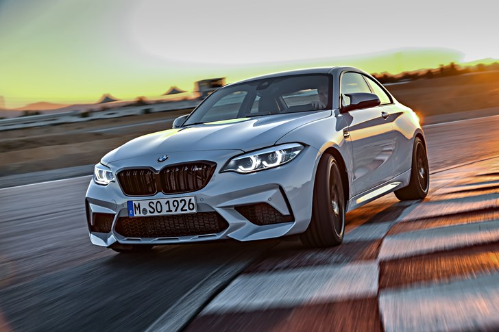 2019 BMW M2 Competition -