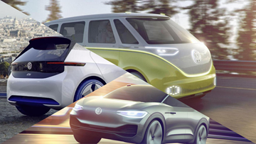 Volkswagen To Electrify US Ahead Of EV Offensive – Gallery