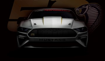 Ford Teases New Mustang Cobra Jet To Mark 50th Anniversary